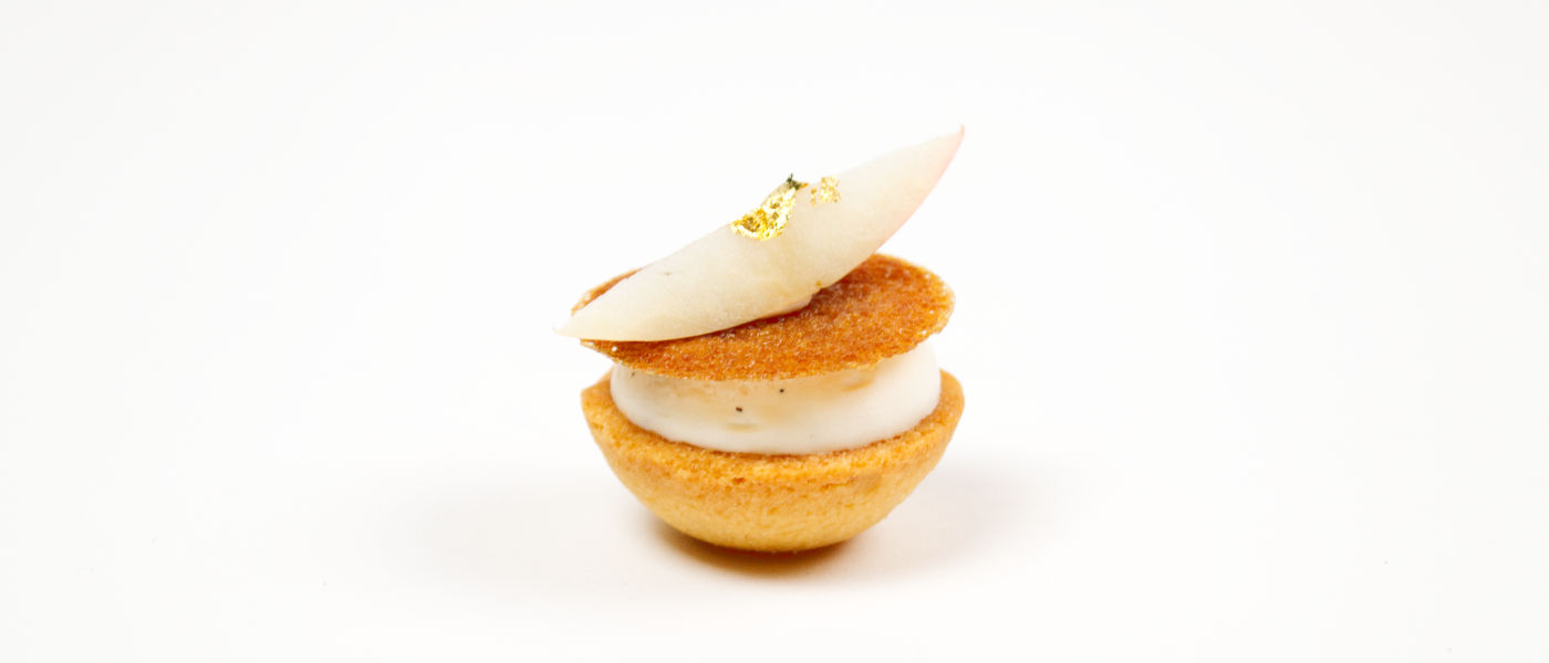 Apple Tartlet Mignardises
