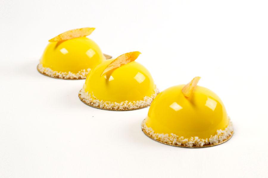 Mango Dôme Entremet Recipe