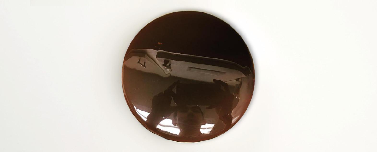 Chocolate Mirror Glaze (Glacage)