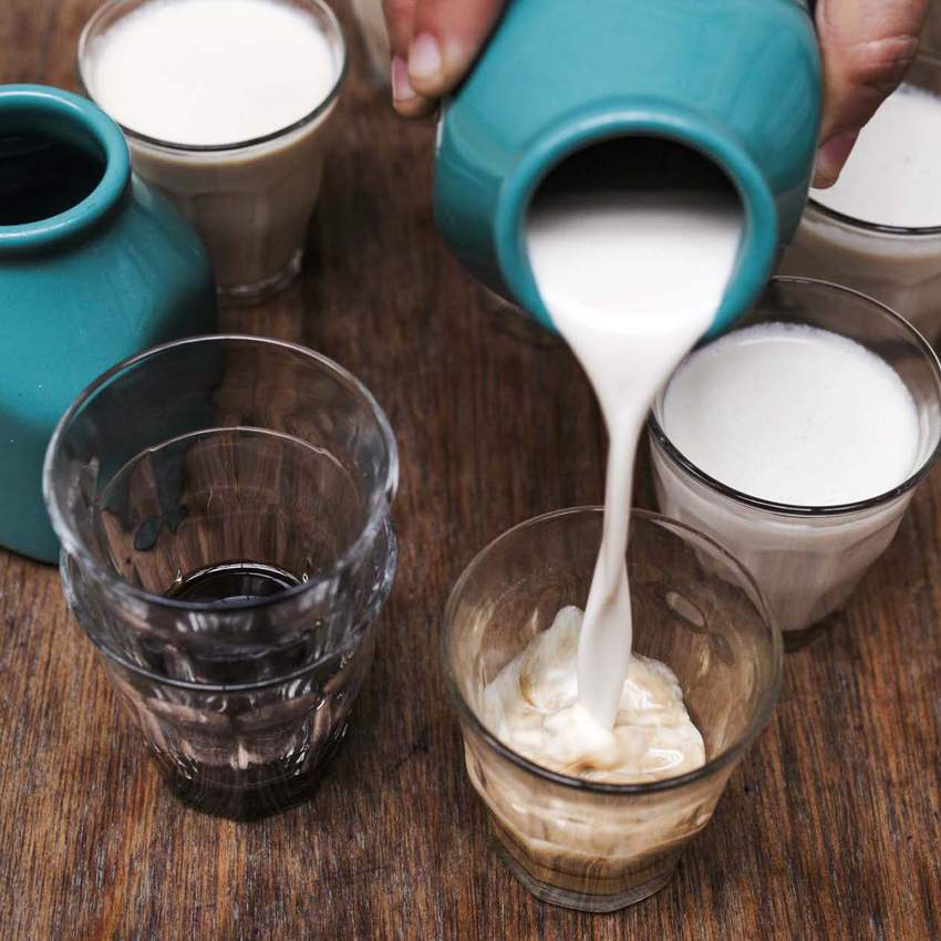 Peanut Muscovado Milk Recipe (by State Bird Provisions)